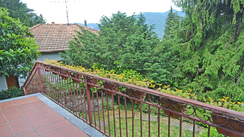 Villa con giardino di for Giardino 15 mq